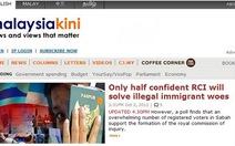 Cổng thông tin độc lập Malaysia giành quyền xuất bản báo