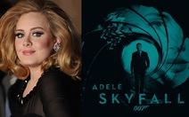 Adele thể hiện ca khúc chủ đề phim James Bond
