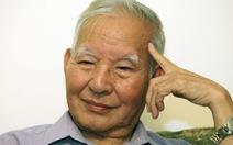 Giáo sư Đặng Hữu: Với dân, không gì che giấu được