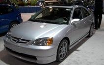 Honda thu hồi hơn 820.000 chiếc Civic, Pilot