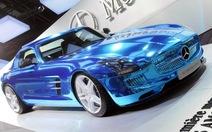 Siêu xe điện thời trang của Mercedes