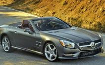 Mercedes thu hồi xe sang SL-Class