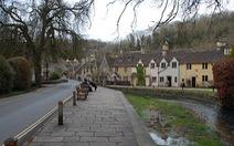 """Những ngôi làng """"đẹp nhất nước Anh"""""""