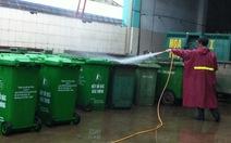 Đà Nẵng: không thu gom rác ban ngày