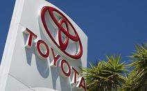 Toyota thu hồi hơn 7 triệu xe hơi