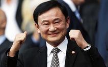 Thaksin bác lệnh bắt giữ của tòa án Thái Lan