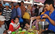 5.000 người tình nguyện phục vụ tại đình Nguyễn Trung Trực