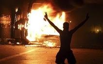Đụng độ ở Ai Cập, 110 người bị thương