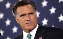 Chân dung ứng viên tổng thống Mỹ Mitt Romney