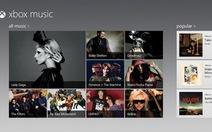 Ra mắt Microsoft Xbox Music