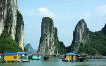 Làng chài Cửa Vạn: top những làng đẹp thế giới