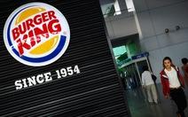 Bùng nổ fast-food