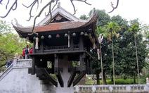 Chùa Một Cột: chùa kiến trúc độc đáo nhất châu Á