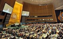 Hội đồng Bảo an LHQ thêm 5 thành viên mới