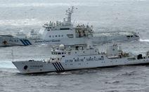 Nhật cáo buộc tàu Trung Quốc xâm phạm lãnh hải Nhật