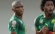 """Eto'o: """"Alex Song thậm chí không giỏi ở Cameroon"""""""