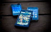 Thị trường smartphone: Nokia rời khỏi top 5