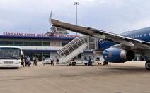 Gần 600 tỉ đồng sửa sân bay Phú Bài