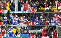 """""""Cuộc tẩu thoát vĩ đại"""" của Arsenal"""