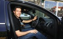 Lái xe ẩu, Ballack không đủ tiền nộp phạt
