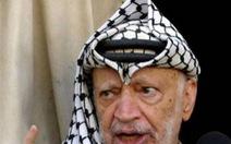 Palestine đồng ý khai quật thi hài Yasser Arafat