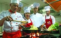 Đầu bếp Việt kể chuyện đi Mỹ