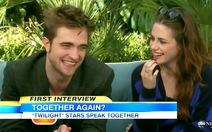 Kristen Stewart đóng chung với Ben Affleck trong Focus
