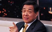 Bạc Hi Lai bị khai trừ khỏi Đảng