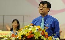 Anh Lê Quốc Phong làm bí thư Thành đoàn TP.HCM