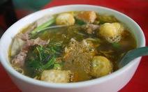Bún riêu cua Hà Nội: món ăn sáng lý tưởng