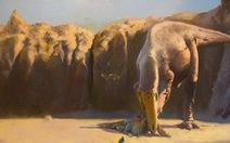 Xác định loài khủng long ăn thịt khổng lồ