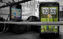 Apple và HTC ngừng kiện tụng trong 10 năm