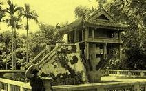 Chùa Một Cột đón nhận kỷ lục kiến trúc độc đáo nhất châu Á