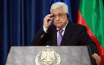 Palestine tuyên bố nộp đơn nâng cấp tư cách tại LHQ