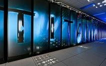 Titan chính thức là siêu máy tính nhanh nhất thế giới