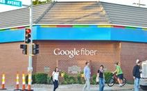 """Google Fiber """"đổ bộ"""" thành phố Kansas"""