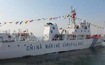Trung Quốc trang bị thêm các tàu hải giám