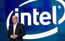 CEO của Intel sẽ nghỉ hưu vào năm 2013