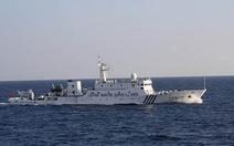 Tàu hải giám TQ lại xuất hiện ở vùng đảo tranh chấp