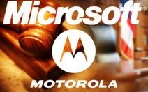 Microsoft và Google giằng co phí bản quyền