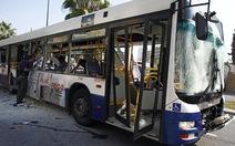 Đánh bom khủng bố ở Tel Aviv: 10 người bị thương