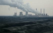 Khí thải nhà kính tăng kỷ lục