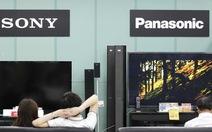 """Sony và Panasonic """"hết hi vọng đầu tư"""""""