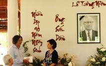 Khoảnh khắc Võ Văn Kiệt