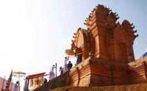 Mở cửa tháp Chăm tại Hà Nội