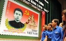 Phát hành bộ tem Nguyễn Thị Minh Khai