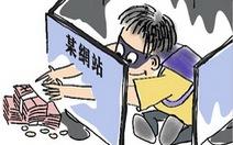 Trung Quốc: thiệt hại 46 tỉ USD vì lừa đảo trực tuyến