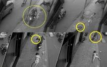 Cướp giật táo tợn trên đường phố Sài Gòn