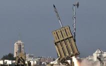 Israel thử thành công hệ thống đánh chặn tên lửa mới