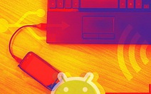 Chia sẻ nhanh mạng 3G từ thiết bị di động Android